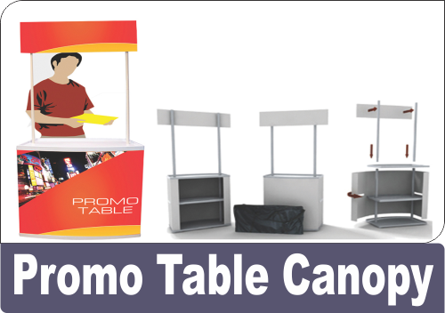PROMO TABLE CANOPY
